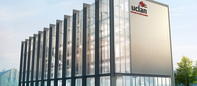 UCLan-EIC-Front-elevation